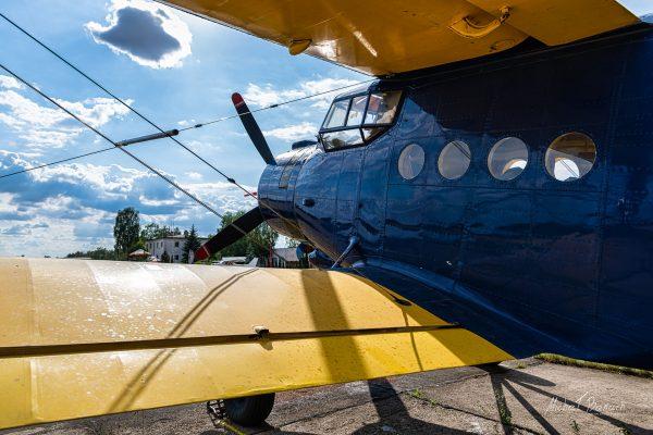 Antonow AN-2 (SP-NEH) (fot. Michał Banach)