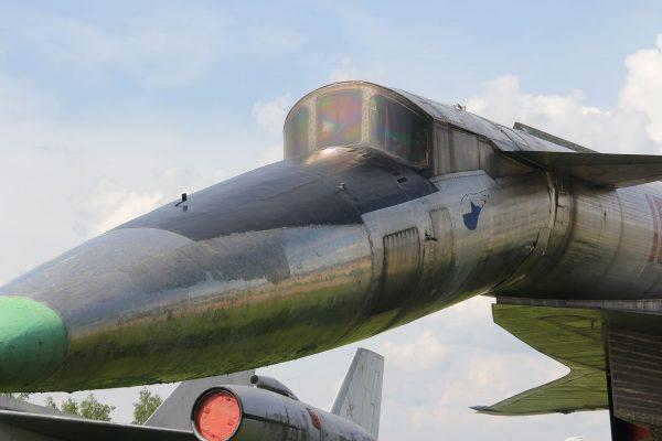 Suchoj T-4 (fot. Clemens Vasters)