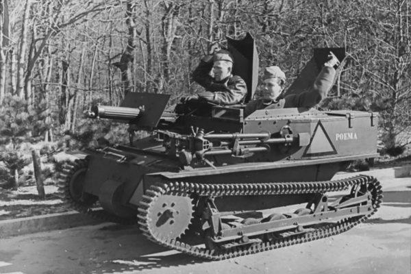Vickers Carden Loyd Mark VI