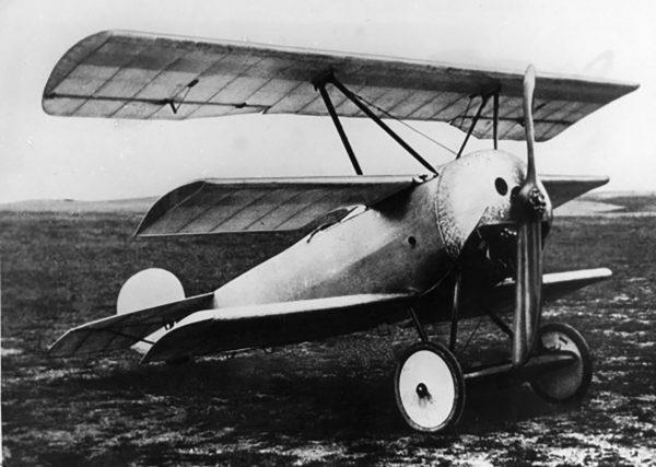 Fokker V.4