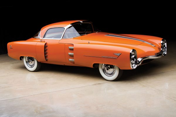 Lincoln Indianapolis Concept (fot. Courtesy of RM Sotheby's)
