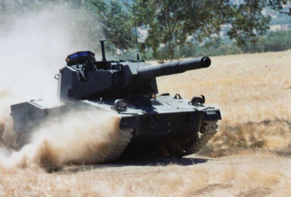 M8 Armored Gun System Thunderbolt