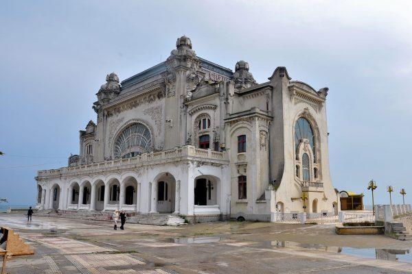 Kasyno w Konstancy współcześnie (fot. putradiver/Wikimedia Commons)