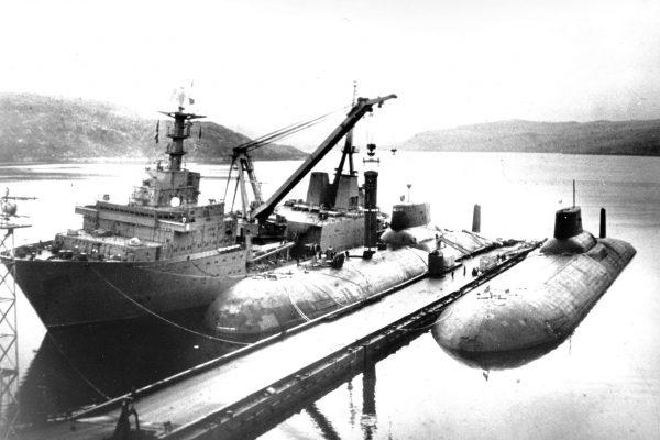 Okręty podwodne projektu 941