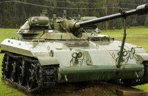 T92 - prototypowy amerykański czołg powietrznodesantowy