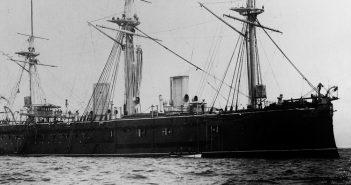 Okręty pancerne typu Kaiser - ostatnie zagraniczne okręty liniowe Kaiserliche Marine