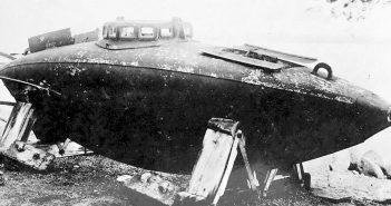 Okręty podwodne Drzewieckiego