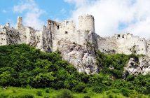 Zamek Spiski - jeden z największych w środkowej Europie