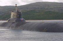Okręty projektu 941 - największe okręty podwodne w historii