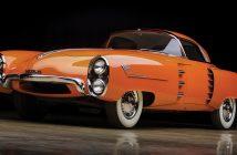 Jedyny w swoim rodzaju Lincoln Indianapolis Concept (1955)