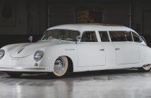 Jedyne w swoim rodzaju Porsche 356 Limousine Custom (1953)
