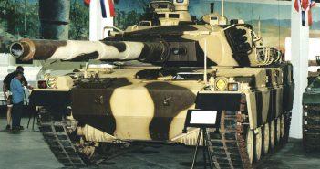 AMX-40 - francuski zapomniany czołg eksportowy