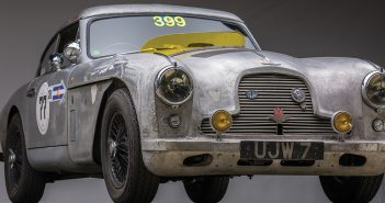 Nieśmiertelny Aston Martin DB2/4 Mk II (1957)