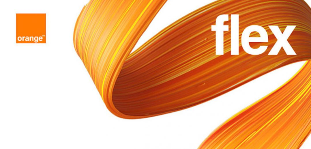 Orange Flex - innowacyjna oferta w formie aplikacji!