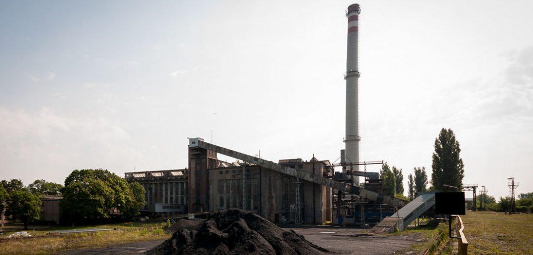 Nieczynna elektrociepłownia Poznań Garbary EC-I
