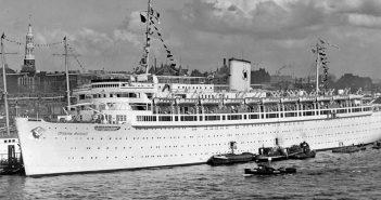 MS Wilhelm Gustloff - największą tragedia na morzu w historii