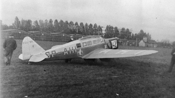 PZL-19 (fot. NAC)