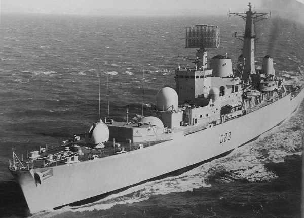 HMS Bristol
