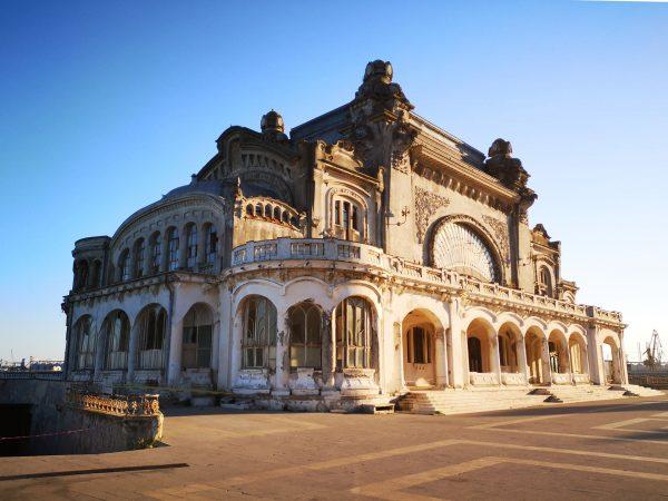Kasyno w Konstancy współcześnie (fot. Nicubunu/Wikimedia Commons)