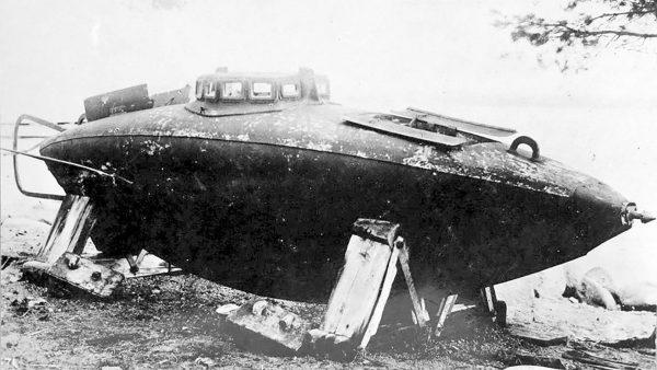 Okręt podwodny Drzewieckiego