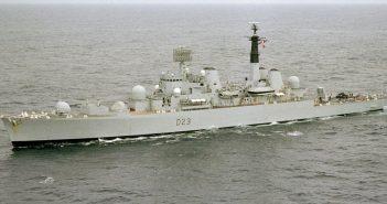 Jedyny w swoim rodzaju HMS Bristol