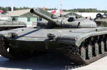 Obiekt 775 - prototypowy radziecki czołg rakietowy