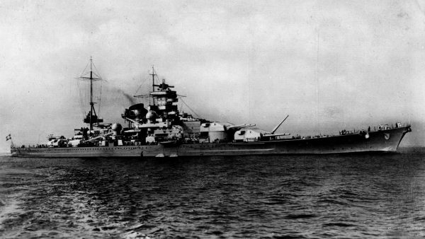 Pancernik Scharnhorst