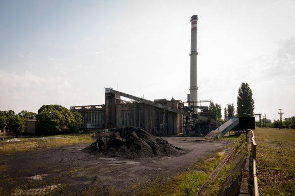 Elektrociepłownia Poznań Garbary EC-I (fot. Tomasz Hejna LAGOMphoto)