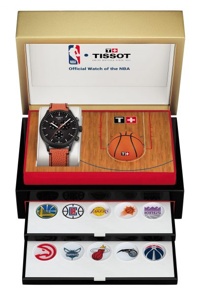 Tissot Chrono XL NBA 2019