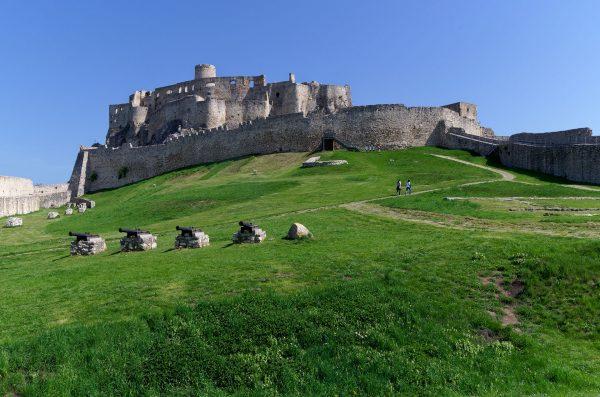 Zamek Spiski (fot. Jakub Hałun)