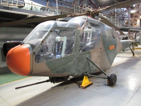 Atlas XH-1 Alpha