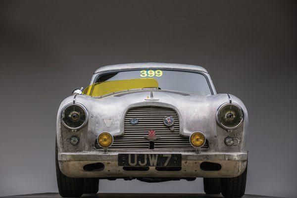 Aston Martin DB2/4 Mk II (fot. Rasy Ran/Courtesy of RM Sotheby's)