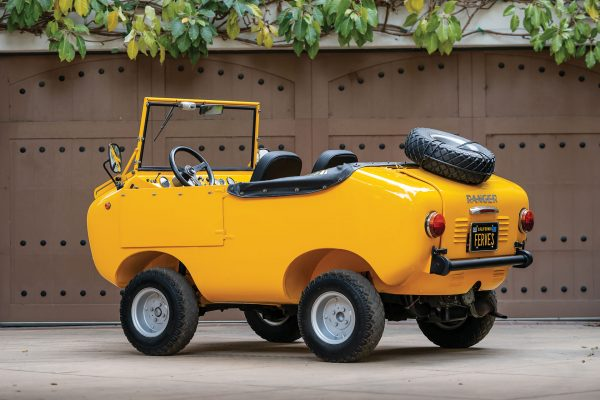 Ferves Ranger (fot. Robin Adams/Courtesy of RM Sotheby's)
