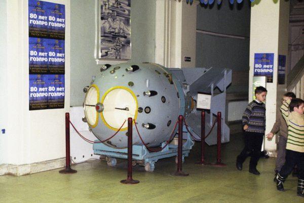 Replika RDS-1 (fot. Alexander Polyakov)