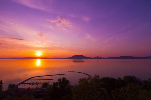 Jezioro Balaton to najważniejszy kurort wakacyjny na Węgrzech