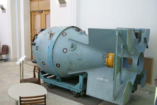 Replika RDS-1 (fot. Sergey Rodovnichenko)