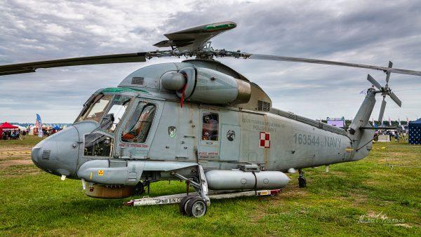 Kaman SH-2 G Super Seasprite (163544) (fot. Michał Banach)