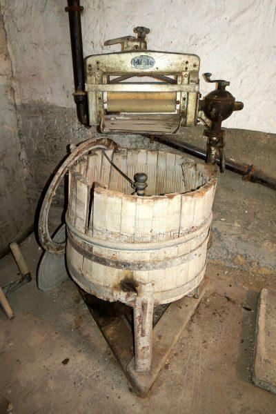 Stara pralka Miele prawdopodobnie z 1930 roku (fot. Etan J. Tal/Wikimedia Commons)