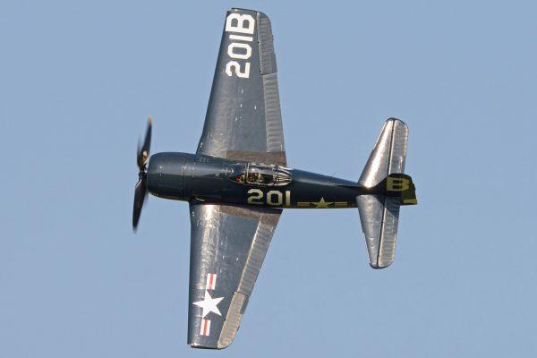 Grumman F8F Bearcat (fot. Alan Wilson)