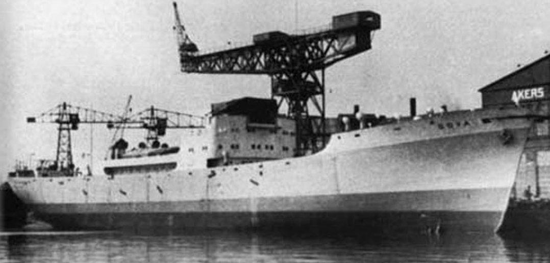 MV Goya - zapomniana tragedia na Bałtyku