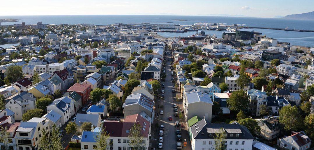 Reykjavík – stolica i największe miasto Islandii