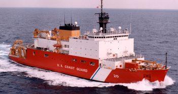 USCGC Healy - największy lodołamacz US Coast Guard