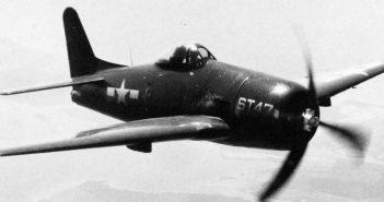 Grumman F8F Bearcat - ostatni myśliwiec Grummana z silnikiem tłokowym