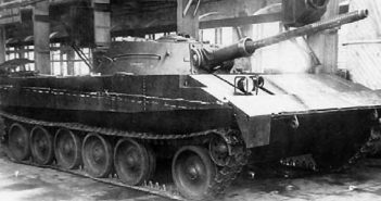 R-39 (Obiekt 101 i 102) - zapomniany protoplasta PT-76