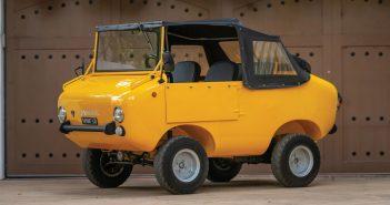 Ferves Rover - terenowy kuzyn Fiata 500