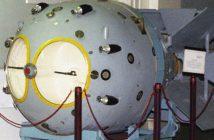RDS-1 - pierwsza radziecka bomba atomowa