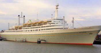 Rotterdam - ostatni holenderski transatlantyk