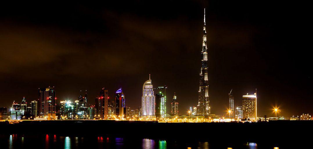 Pomysł na wakacje - Burdż Chalifa w Dubaju - najwyższy budynek świata