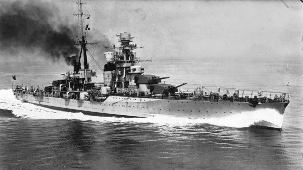 Krążownik Fiume
