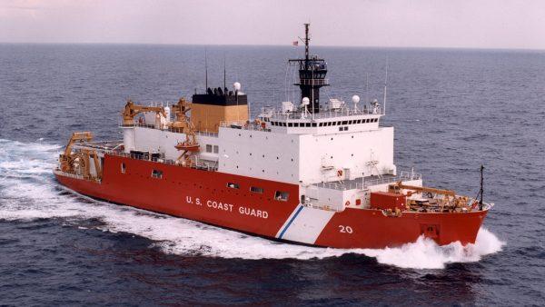 USCGC Healy